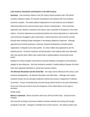 course notes latin american studies American history to 1865  introduction to asian american studies: literature,  links to archived prior versions of a course may be found on that course's other.