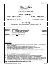 COSBUS2 BUS-CA2 Cost and Management Accounting 2 Jun 2012.pdf