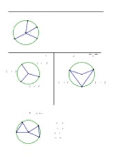 10.3_Arcs_of_a_Circle_Review with Answers