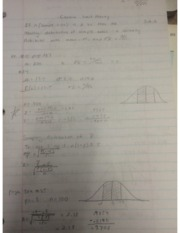 Stats notes 4