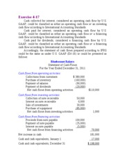 Chapter 4   The Income Statement and Statement of Cash Flows35