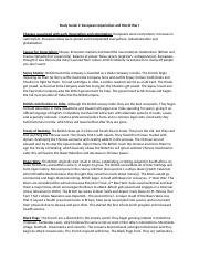 History 1020 Study Guide 2.docx