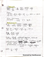 Math 113 Inverse & Exponential Functions Notes