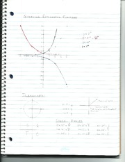 Graphing Functions and Trignometry Notes
