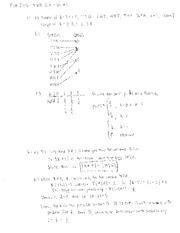 2013 Homework 3 Solution