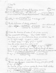 Ch.16 Solutions
