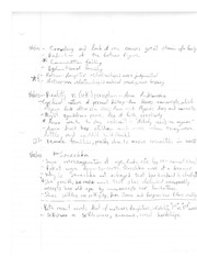 RUS 133 Notes on Characters in The Time Night105