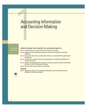 accounting for decision making NOTES
