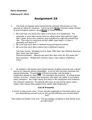 Intro to research methods Assignment 2A.docx