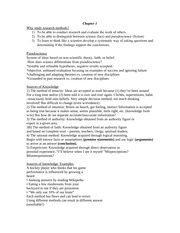 PSYC 310: Research Methods and Designs Notes