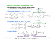 Bipolar Junction Transistors notes