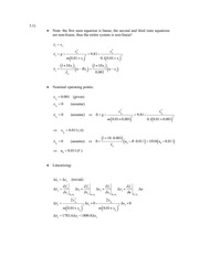 Homework C Solutions on Principles of Automatic Control