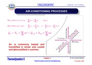 ME333_LECTURE NOTES_20112012_1__1_1_ThermodynamicsII_AIR-CONDITIONING PROCESSES