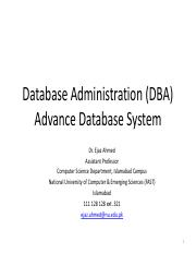 DBA-Oracle-1