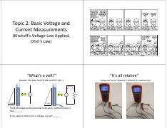Topic 2 Basic Voltage and Current Measurements_sv.pdf