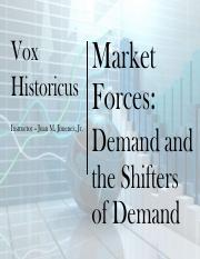 1-7 Shifters of Demand