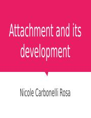 Attachment and its development.pptx