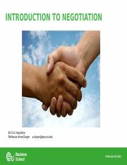 1. Introduction to Negotiation-3