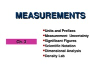 Unit 2 Measurement