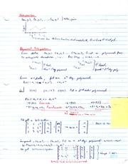 MTH510 Lecture note 8