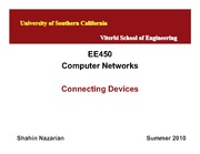 EE450-U8-ConnectingDevices_Lecture-Nazarian-Summer10