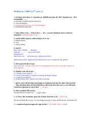 nelson-pediatrics - Nelson Pediatrics Review(MCQs)19ed 1