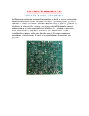 CASO CIRCUIT BOARD FABRICATORS