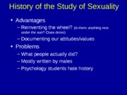 Psych436HistoryofSexuality