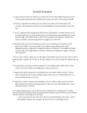 Freefall Worksheet 7 Doc Freefall Worksheet Work The Problems Using The Following Equations And Don U2019t Forget To Give Your Answer Using The Correct Course Hero