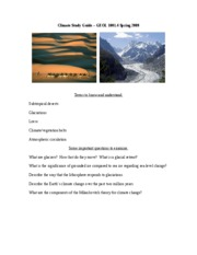 Climate_Study_Guide_-_GEOL_1001
