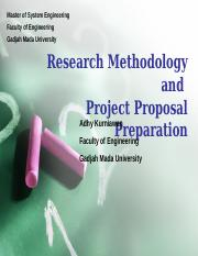 research-methodology