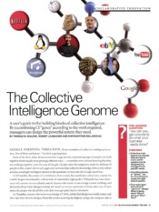  The Collective Intelligence Genome