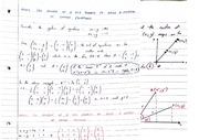 Inverse of Matrices Class Notes 9