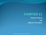 horngren 14ed. Mangerial Accounting_PPT_CH11