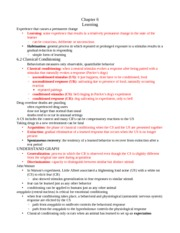 In class Notes ch 6-9 notes Midterm 2