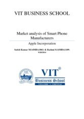 Market Analysis Of Smartphones