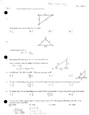 Triangle Equations Homework