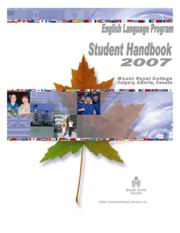 studenthandbook_Winter2007[1][1]