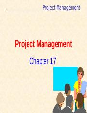 lecture 4 - Project Management