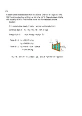 Thermo 212 Practice problems
