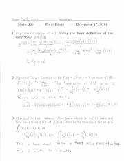 Fall 2014 Test Final Answers.pdf