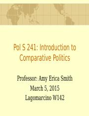 Pol S 241 Notes 3.5.15.pptx