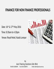 (1600) KL-16th 17th May 2016- Finance For Non Finance.pptx