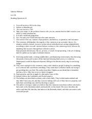 reading questions 1
