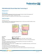 ITECH3224 6224 Assignment 1 1620.pdf