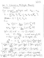 Lecture Notes K on Electricity and Magnetism