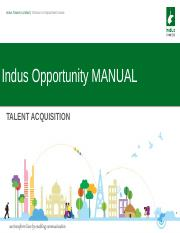 User Manual - Indus Opportunity (1)