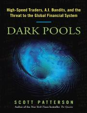 Dark Pools The Rise of the Machine Traders.pdf