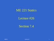 Lecture 26 sect 7.4