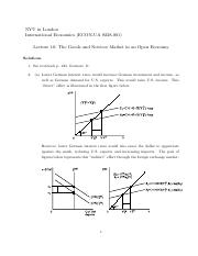 Exercises L10 Solutions